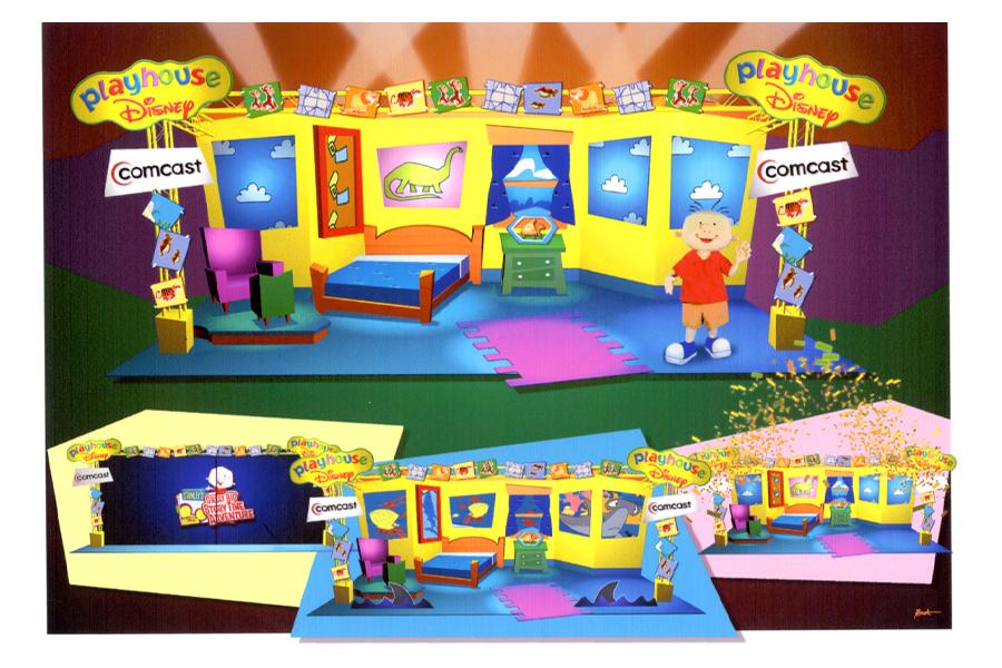 stanley playhouse disneyStanley Playhouse Disney